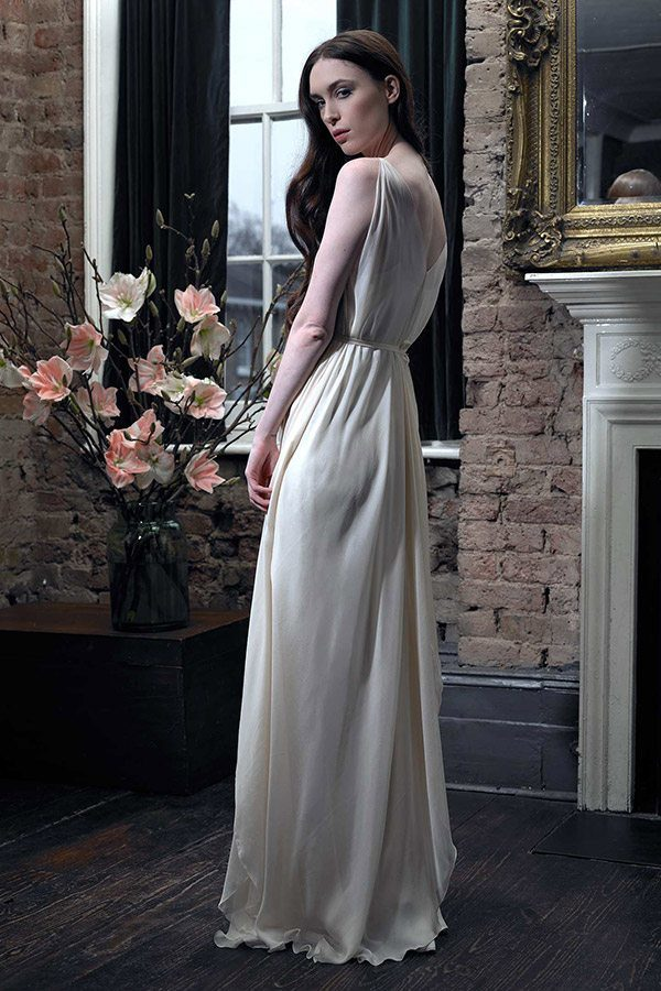 Cherry Williams London - Bridesmaid Dress, Ivory