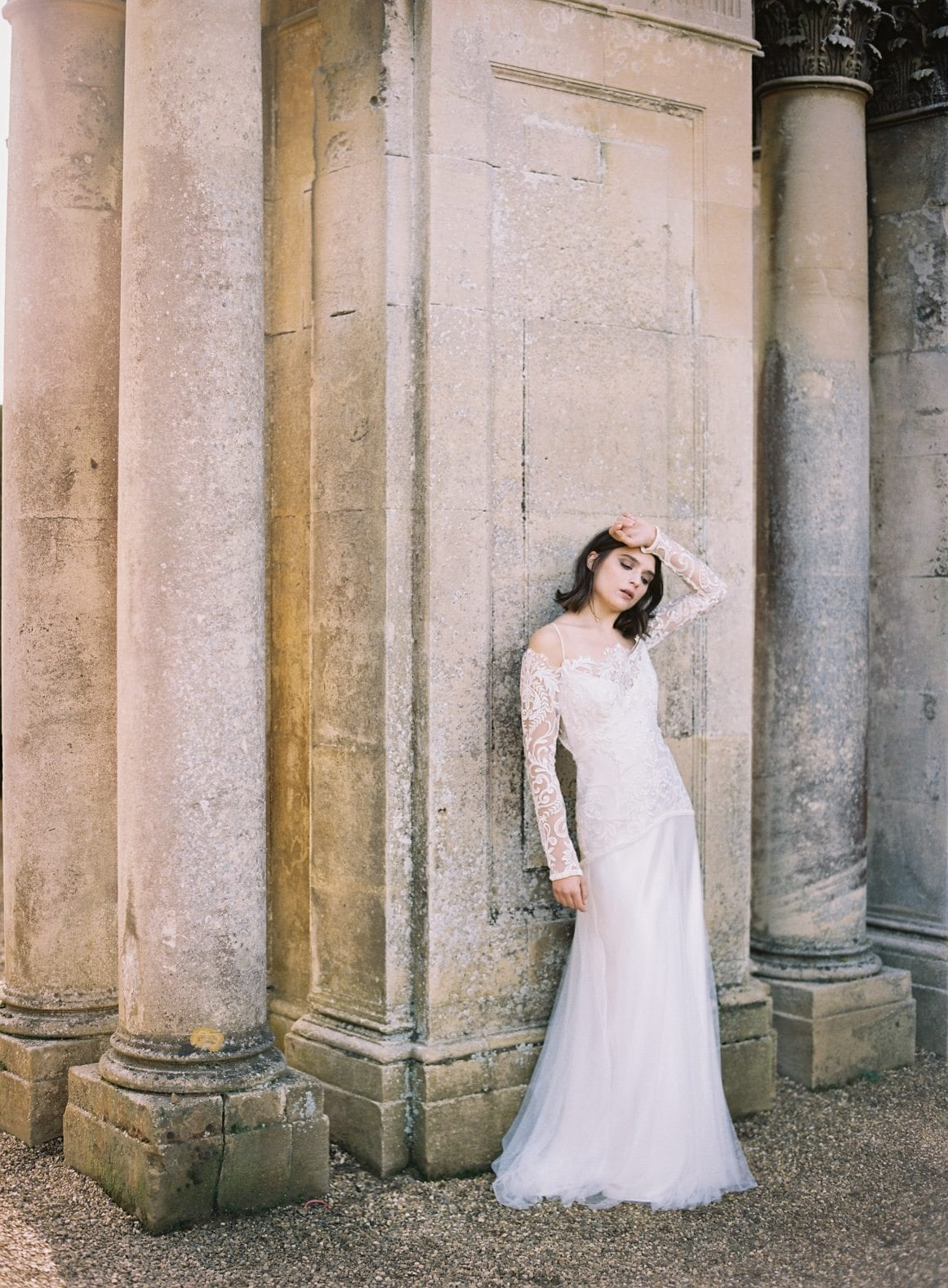 Wren Wedding Dress - Cherry Williams, Bridalwear London