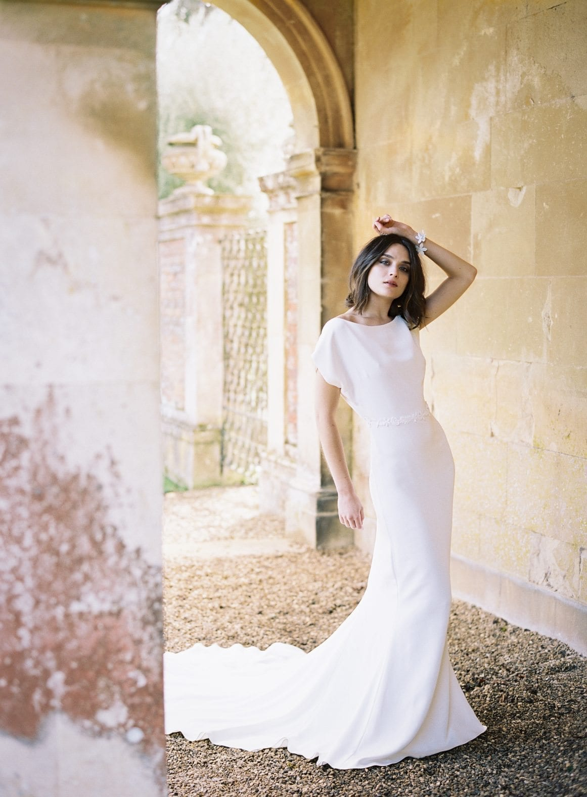 Audrey Wedding Dress - Cherry Williams, Bridalwear London