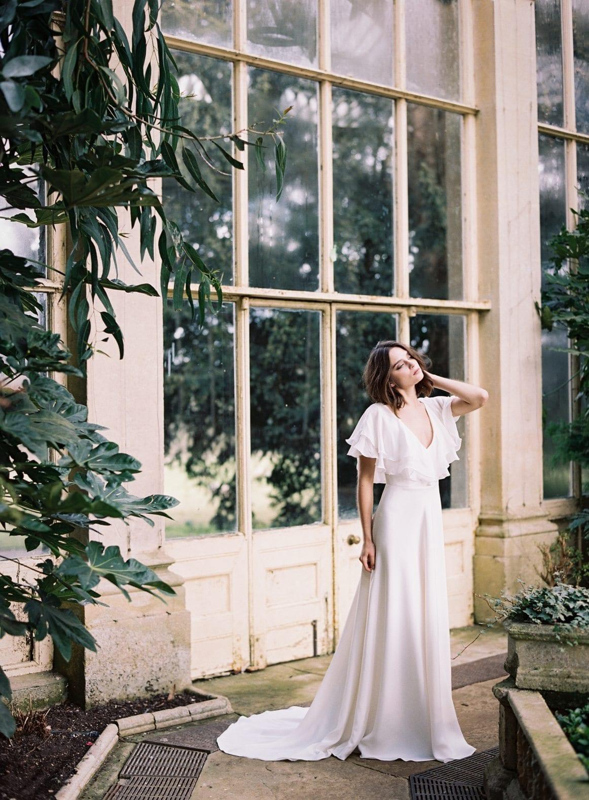 Evelin Wedding Dress - Cherry Williams, Bridalwear London