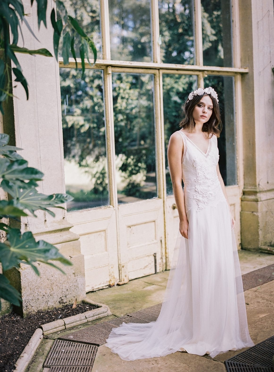 Gwen Wedding Dress - Cherry Williams, Bridalwear London