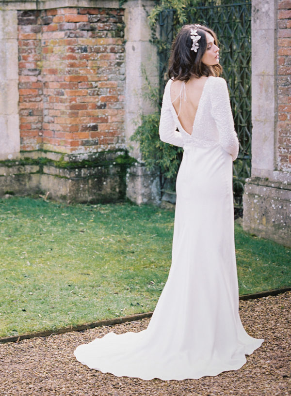 Ava Wedding Dress - Cherry Williams, Bridalwear London