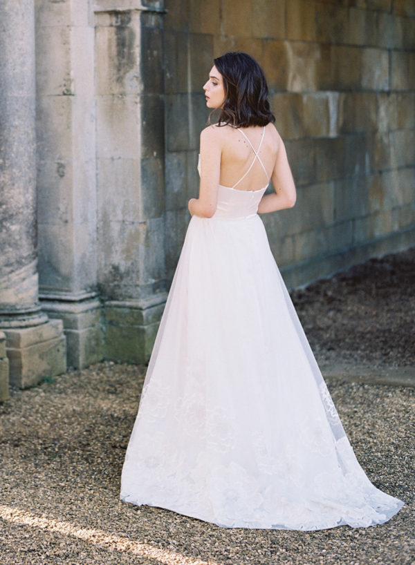 Chloe Wedding Dress - Cherry Williams, Bridalwear London