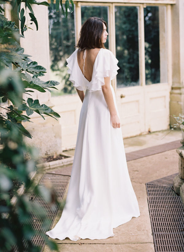 Evelin Wedding Dress - Cherry Williams, Bridalwear London