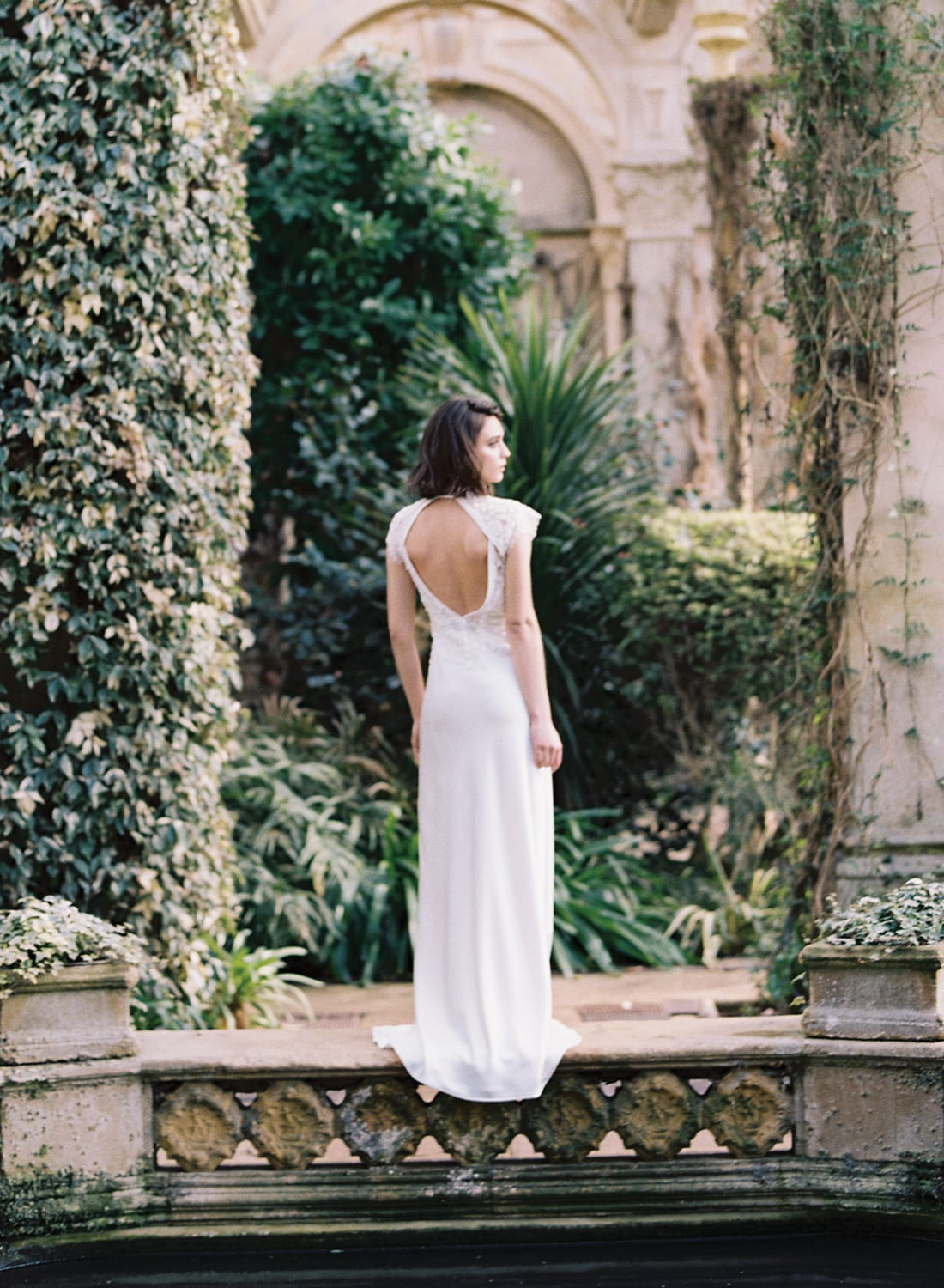 Ivy Wedding Dress - Cherry Williams, Bridalwear London