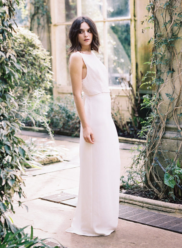 Liv Wedding Dress - Cherry Williams, Bridalwear London