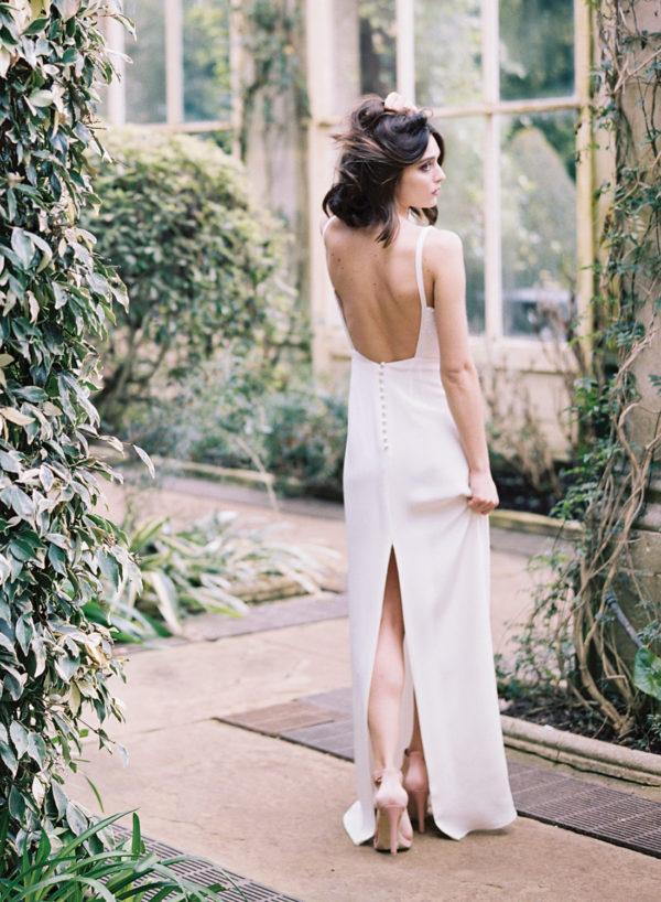 Liv Wedding Dress - Cherry Williams, Bridalwear London