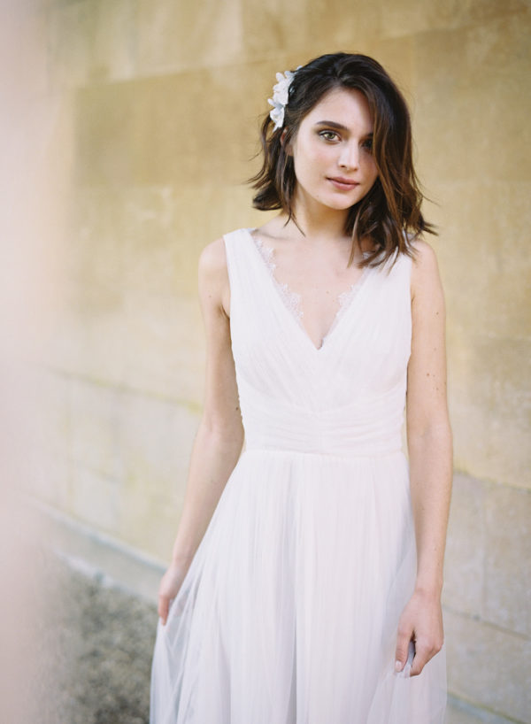 Ophelia Wedding Dress - Cherry Williams, Bridalwear London